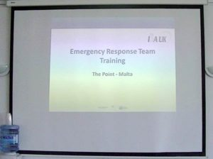 IBA Malta training