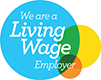 Living Wage logo